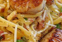carbonara spaghete