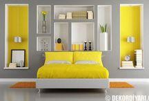 yatakta odasi