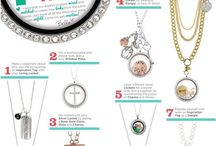 Origami owl / Jewelry / by Amber Partie
