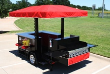 How We Roll / POW! Trailers others tailgate trailer rentals as well as set-ups on Gameday for UT, Texas State, UTSA, TCU, Baylor and more.  / by POW! Tailgating