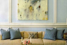 lounge, bedroom & hall / by Mary-Jane Collett