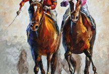 And They're Off / by Dee Mace