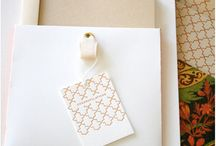Paper {calligraphy} / by Sara Reed