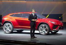 Lamborghini / Everything Lamborghini.  Concept Cars, Production Cars, Modded Cars...