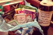 Gifts / Ideas for baskets,jars and other comtainers