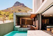 Landscape - Outdoor rooms