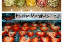 dehydrated food