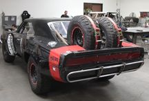 Offroad Muscle cars