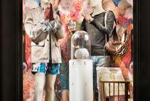 Bergdorf Goodman's Windows May 2016