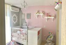 Muna's Nursery Room / Nursery decorating ideas