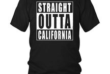 Straight Outta T shirts by State / Check out Straight Outta T shirts by State Name