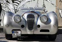 Classic Cars / by Muna Abu Khader