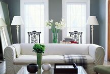 Living in color / Living room color schemes / by GGs Boards