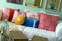 Home / Bright eclectic glitter.
