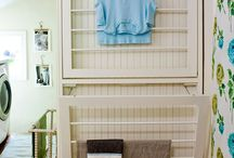 Laundry Room / by Misty Robey