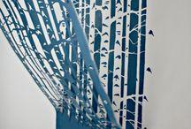 wall art, wall painting!!
