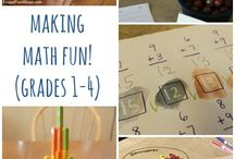 Maths in Education / Links to topics of interest concerning maths in primary education