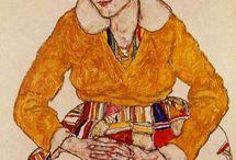 Artes Egon Schiele