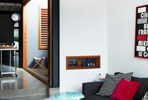 Casa/piso de ensueño / Me encantaría vivir en un piso pequeñito y acogedor; con muebles chulos (a lo minimalista) / by Alex Tersse López