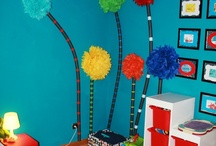 Kids rooms and spaces / by Maria Paquette