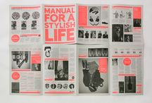 Design / typography, graphic design, book, layout, etc.