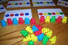 Math Activities / by Mandy Vidaurri