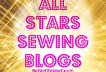 +All Stars Sewing Blogs + / We are collecting here all the best of the #sewing #blog world.   We are adding main URL pages (not specific ones, i.e. blog posts URLs) of any sewing blog we like (you can add your too!!!).  Please ask to be added as a contributor writing me an email at info@SergerPepper.com. **** DUPLICATED WILL BE DELETED, as anything not in topic AND THE PINNER WILL BE REMOVED!****