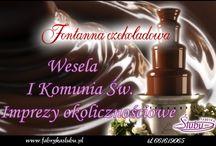 Fontanna czekoladowa / Fontanna czekoladowa