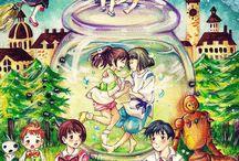 일본 2D 애니(Japanes 2D animation)