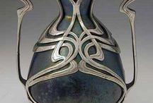 art nouveau JAR / art nouveau design