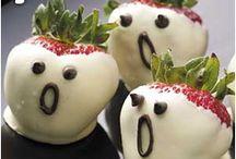 Halloween Foods;0 / by Debbie Shands
