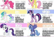 My Little Pony Zodiac