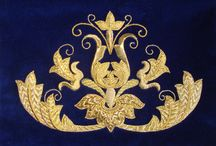 Embroidery - Goldwork / by Maya Heath