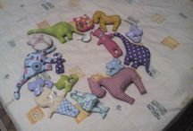 Tündérfolt / Fairyland / I sew for children's room: pillows, wall-hangings, coverlets, playing mats, toy animals and dolls etc.  For the living room: pillows, wall-hangings, table runners etc.