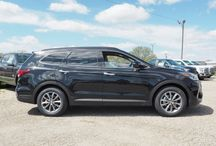 Hyundai Sante Fe / The Hyundai Santa Fe and Santa Fe Sport, fun, efficient and ready to take you and the family anywhere!