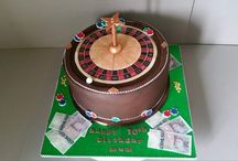 A roulette cake for a Mirfield customer