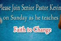 Faith to Change