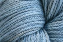 Vegan Yarn / Håndfarget vegansk garn - ingen animalske produkter i hverken fibre eller farger.