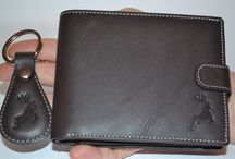 Reindeer Leather​ Signature Edition Leather Wallet