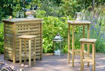 The ultimate Garden Party / With Summer well under way, its the perfect time of year to enjoy your garden. So sit back, relax and host the perfect garden party.