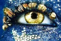 Pisces: The Girl with the Moon in her Eyes / A true Piscean