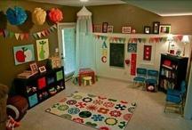 playroom / by Abigail Alegre