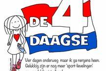 Wandelen / 4 Daagse Nijmegen