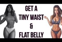 Tiny waist exercises