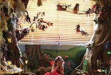 Tündéres gyerekszobák - Fairy kids room idea
