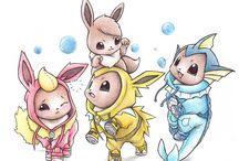 Pokemon and pokemon go