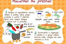 Ilustrações  culinárias