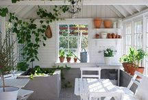 Garden room and porch ideas