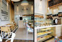 Álom kávézó, cukrászda! / Dream Coffee and Bakery shop interior