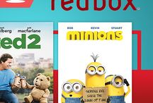 Redbox Codes (Free Movie Rentals) / Looking for free Redbox codes? Follow this board to get free Redbox movie rental codes & game codes right on your Pinterest feed! Find more at DealsPlus: dealsplus.com/redbox-coupons / by DealsPlus Deals and Coupons